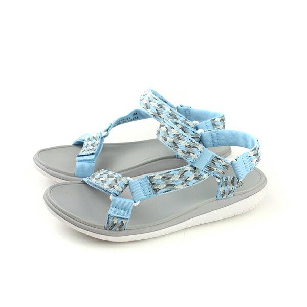 GP(Gold.Pigon)阿亮代言涼鞋淺藍色女鞋G8695W-21no852