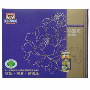 桂格 活靈芝養生禮盒 60ml(8入)/盒