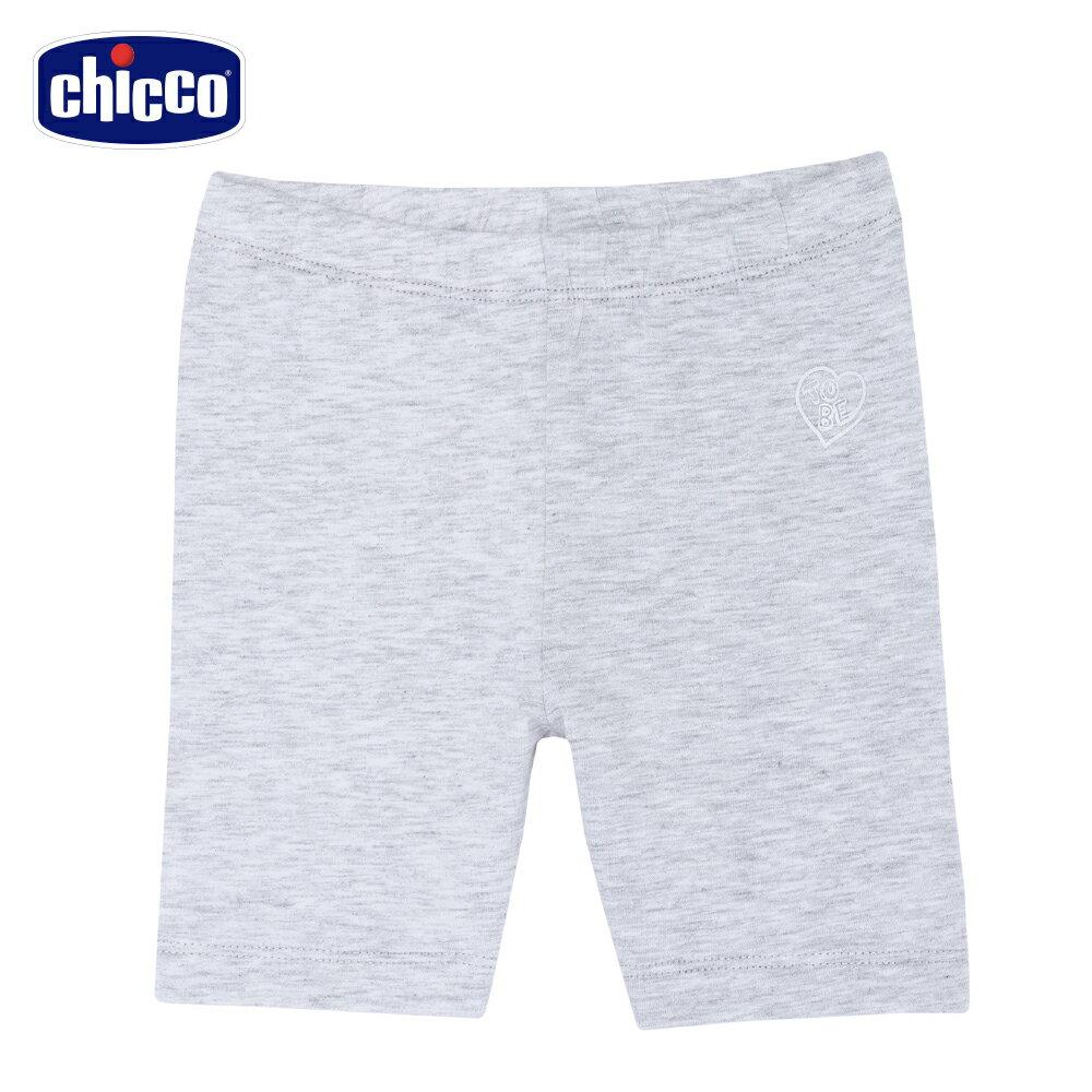 chicco~G五分內搭褲~灰  ^(18個月~4歲^)