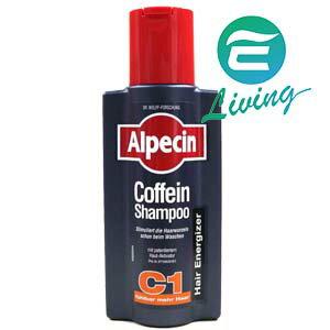 Alpecin C1 咖啡因洗髮露 德國髮現工程 (德國原裝進口) 【超商取貨↘限時免運】
