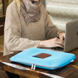 美麗大街【BF459E14E853】SAFEBET 11寸海綿內膽防震保護套筆記本電腦包多功能數碼收納袋