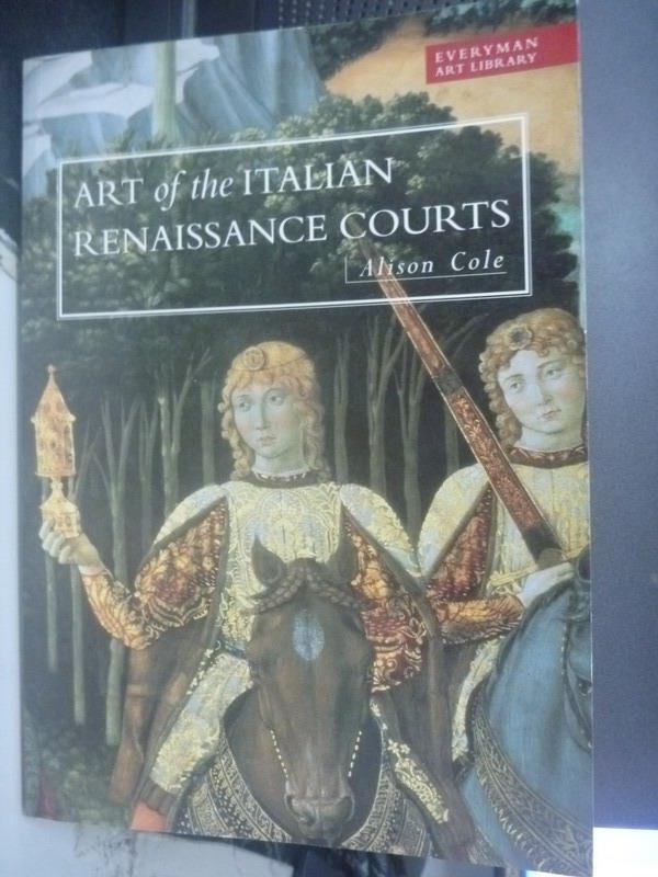 ~書寶 書T8/歷史_XGN~Art library: art of the Italia