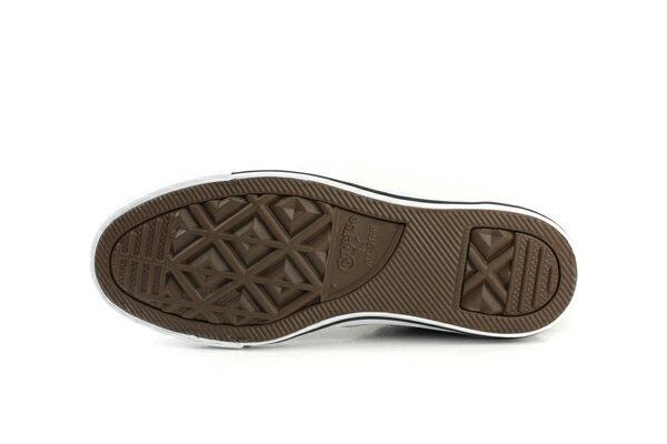 CONVERSE Chuck Taylor All Star Leather 皮革 舒適 基本款 戶外休閒鞋 黑 男女款 132170C no059 5
