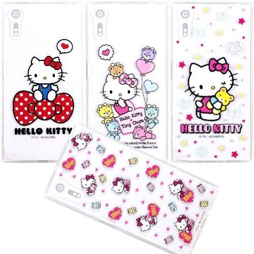 Hello Kitty 正版授權 彩繪防摔空壓殼 5.5吋 紅米Note4X MIUI 紅米NOTE 4X 手機套/保護套/手機殼/保護殼/防撞/氣囊殼/TIS購物館