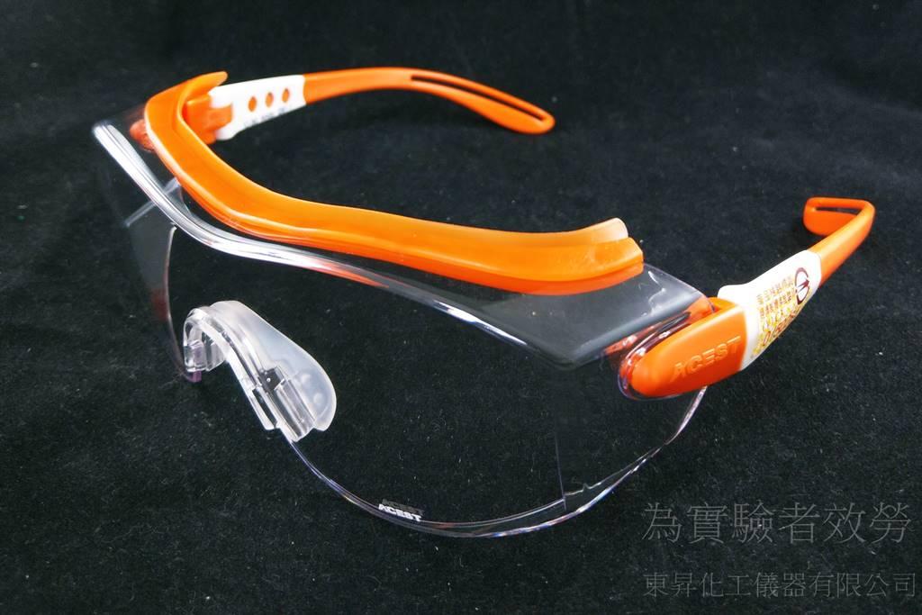 [東昇]ACEST®c-30安全眼鏡眼鏡護目鏡(近視眼鏡可併用)抗uv防霧耐衝擊