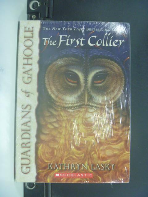 【書寶二手書T2/原文小說_OIT】The First Collier_Lasky, Kathryn_未拆封
