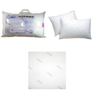《省您錢購物網》 全新~美國Dacron(原美國杜邦)枕頭*2顆