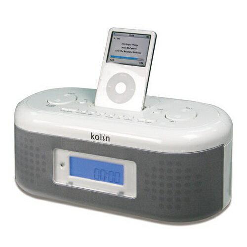 《省您錢購物網》 全新~~歌林支援平板電腦 ipod iphone mp3專用多功能音響(KEB-7311I)買一台送一台