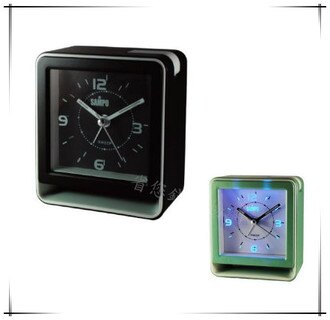《省您錢購物網》近全新福利品~【聲寶 SAMPO】音樂方形鬧鐘 (PY-Z1005ML)