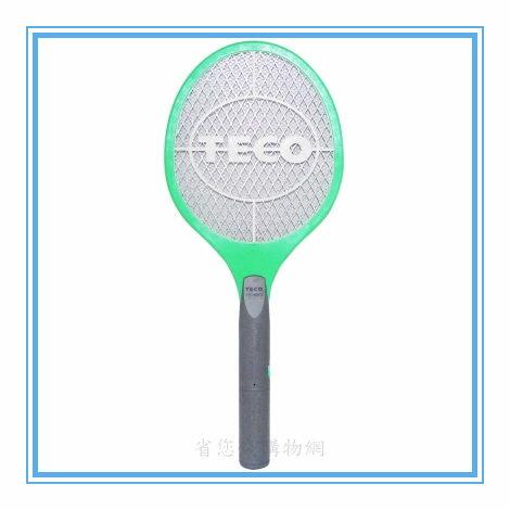 省您錢購物網:《省您錢購物網》全新~東元TECO電池式電蚊拍(XYFYK2212)*2支