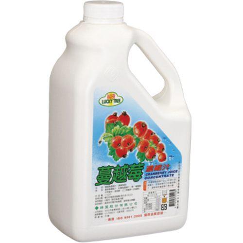 濃縮果汁批發-蔓越莓汁-綠盟濃縮果汁 福樹系列-原汁比例50~70% 2.5kg/罐--【良鎂吧檯原物料商】