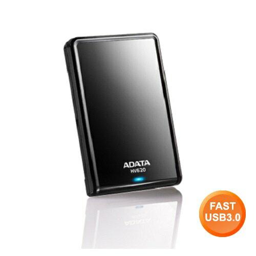 ADATA 威剛 HV620 2TB USB3.0 2.5吋行動硬碟 黑 【PGS指定會員★滿$1500點數最高10倍送!】
