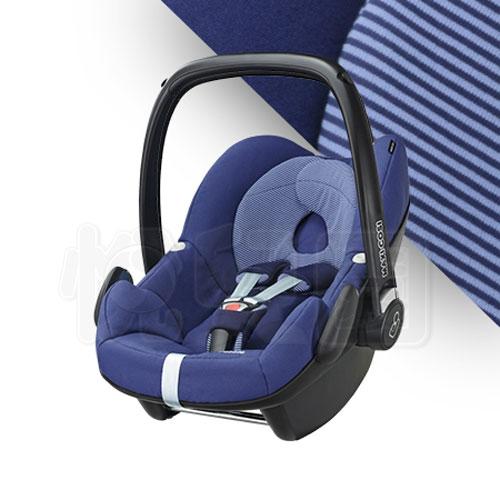 MAXI-COSI Pebble 新生兒提籃-頂級款(藍紫色)【悅兒園婦幼生活館】 0