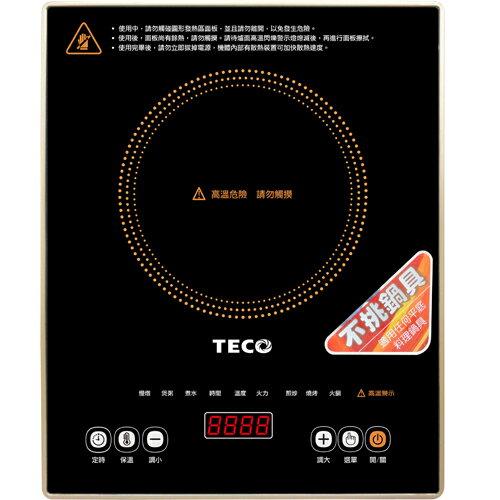 東元微電腦觸控電陶爐XYFYJ576【愛買】