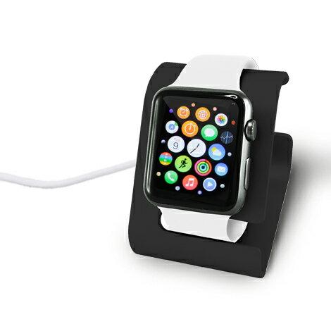Togo Shop 購物網:【norm+】AppleWatchDock-TRIGAppleWatch專屬合金立架-黑、銀