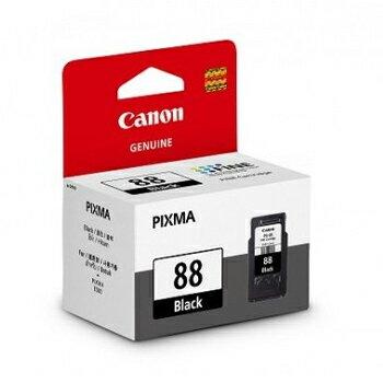 佳能 CANON 黑色原廠墨水匣 / 盒 PG-88BK