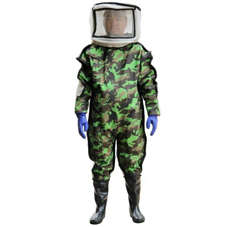 防蜂衣 防馬蜂衣 連身抓馬蜂專用服防護服 防蜂服 養蜂衣 散熱透氣馬蜂服 2021新款