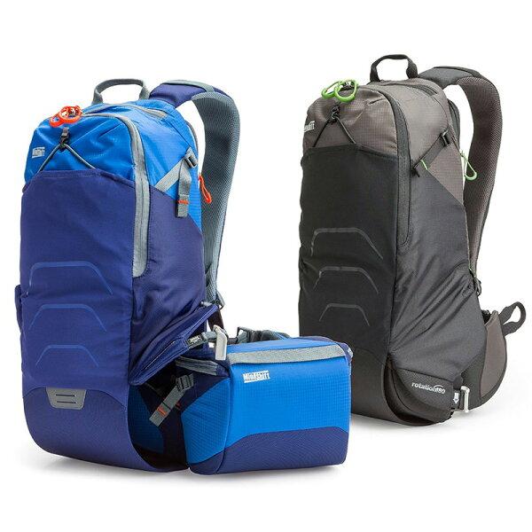 ◎相機專家◎Mindshift曼德士R180休閒旅遊攝影背包MS230(炭灰)彩宣公司貨
