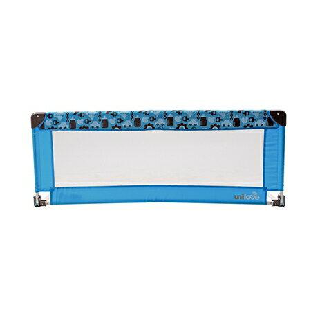 ★衛立兒生活館★英國 unilove 折合床圍/床護欄(藍色)
