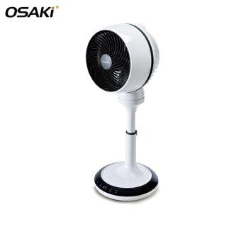 『OSAKi』☆ 立體3D全自動擺頭直立式循環扇 OS-VK100 **免運費**