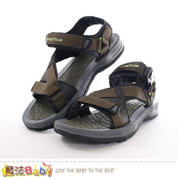 男鞋越野沙灘運動涼鞋魔法Baby~sa83635