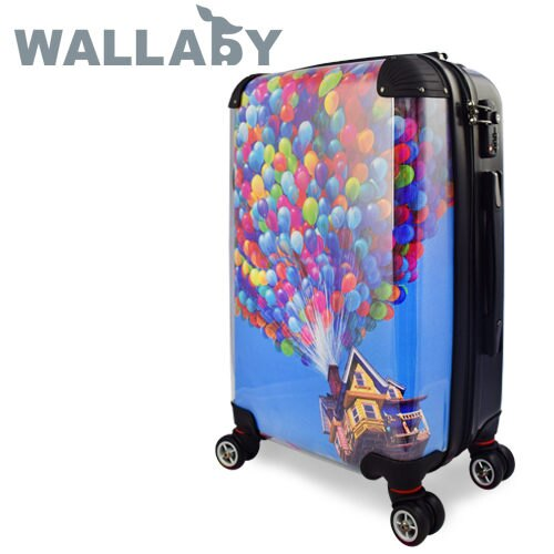 【JOHOYA】24吋-夢想氣球可DIY換殼行李箱HTX-1522 *硬殼行李箱*MIT台灣製造