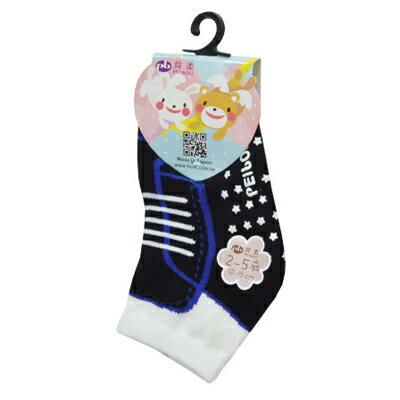 【悅兒樂婦幼用品舘】PEIBOU 貝柔 小鞋子寶寶止滑襪(P354)