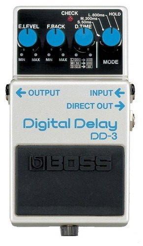 Boss DD-3 Digital Delay 電吉他數位延遲單顆效果器(最受歡迎的延遲之一)【唐尼樂器】