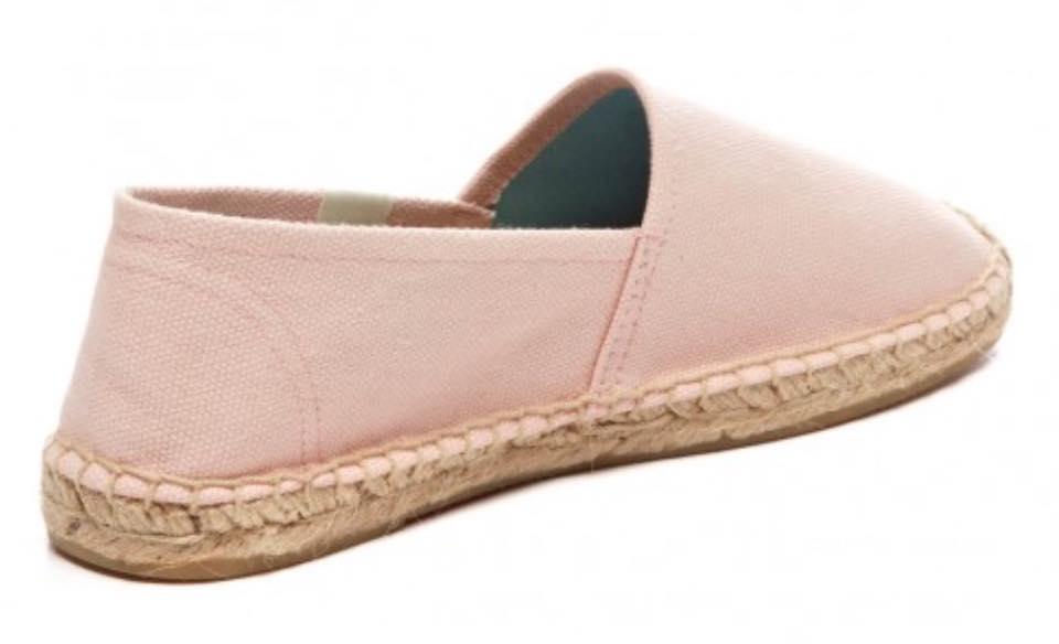 【Soludos】美國經典草編鞋-基本款草編鞋-粉 3