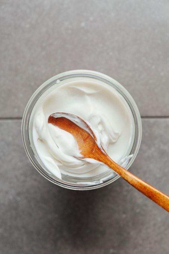 自家製鮮乳優格 產品規格:每罐500ml