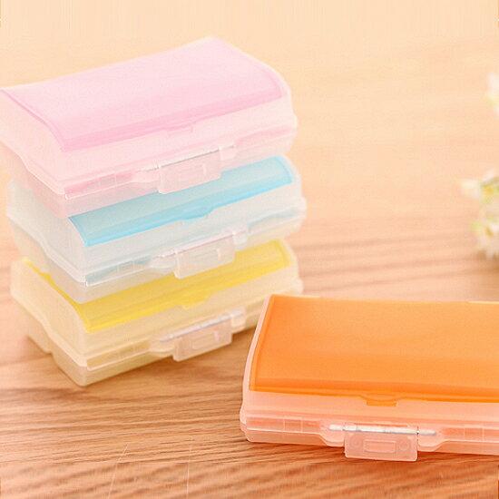 ♚MY COLOR♚糖果色雙層七格藥盒 維他命 藥品 整理 分類 一周 收納 多格 小物【T120-2】