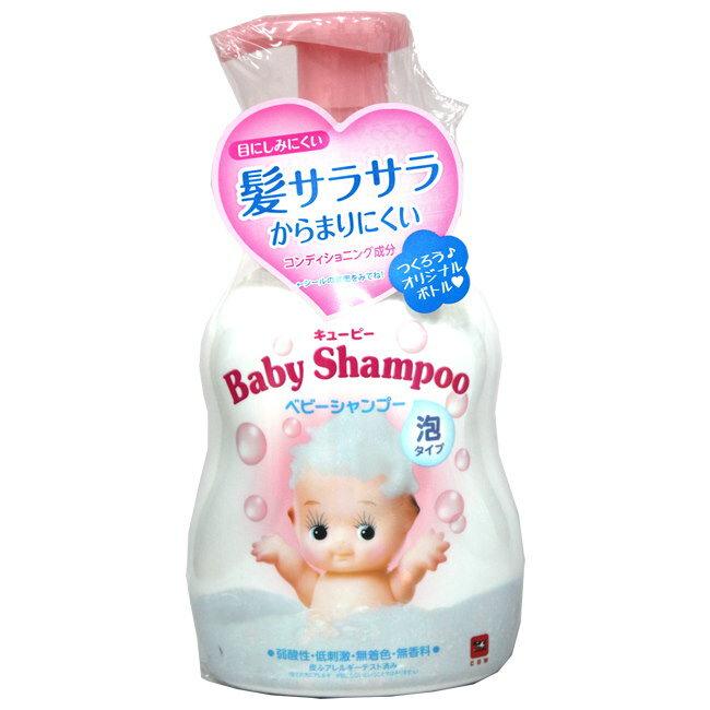 牛乳石鹼嬰兒洗髮精