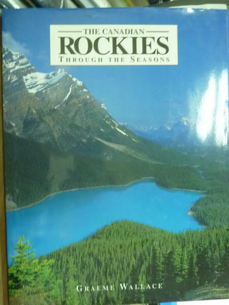 ~書寶 書T6/旅遊_QOE~The Canadian Rockies through t
