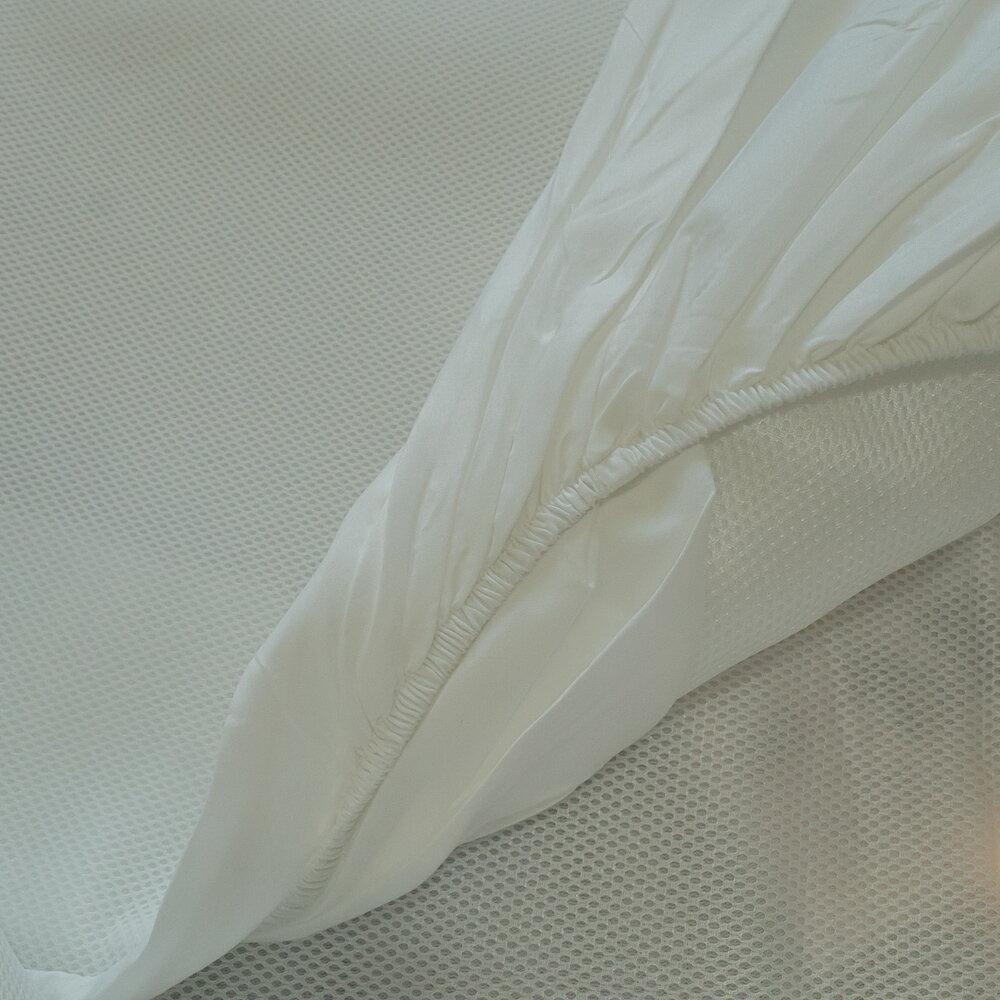【防水】透氣網布防水床包式保潔墊 四季透氣  加強防護力 4