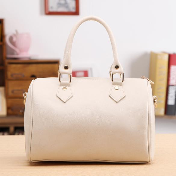 Synthetic Leather Handbag 4