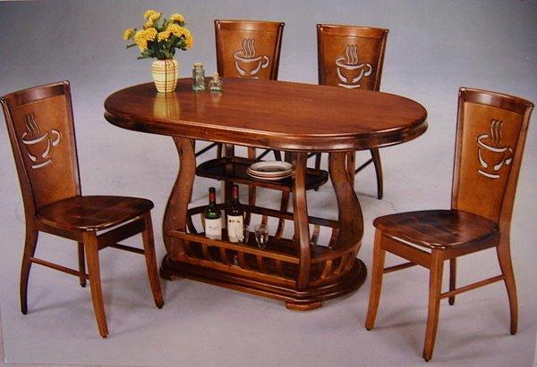 【尚品家具】☆特別優惠,售完為止☆ K-631-01 柚木胡桃 咖啡杯 實木餐椅,化妝椅,書房椅
