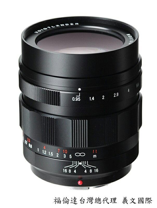 福倫達專賣店:Voigtlander Nokton 42.5mm/F0.95 For MFT(GF2 GF3 GH2 GH3 AF100 blackmagic 微電影鏡頭)