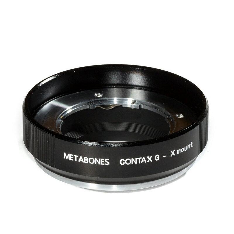Metabones轉接環專賣店: ContaxG-FujiX  轉接環(總代理義文公司貨)