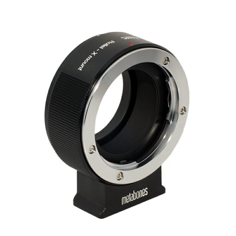 Metabones轉接環專賣店: Rollei-FujiX  轉接環(總代理義文公司貨)