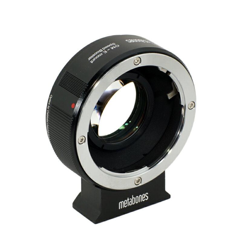 Metabones轉接環專賣店:Olpmpus OM - Sony E Speed Booster 轉接環(總代理義文公司貨)
