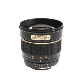 Samyang 鏡頭專賣店: 85mm/F1.4 UMC(For Nikon, EP1, GF1) 義文公司貨