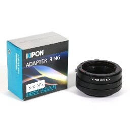Kipon Nikon G - Sony Nex 轉接環