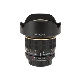 Samyang 鏡頭專賣店: 14mm/F2.8 ED UMC (For Samsung NX, EP1, GF1) 義文公司貨
