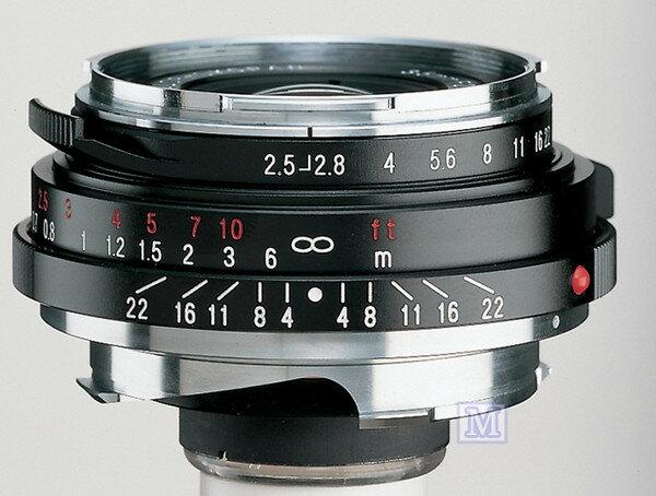 福倫達 Voigtlander 35mm/F2.5 P II Mount (Leica,M6,M7,M8,M9,Bessa,R2M,R3M,R4M,R2A,R3A,R4A)