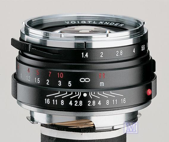 福倫達 Voigtlander Nokton Classic 40mm F1.4 SC