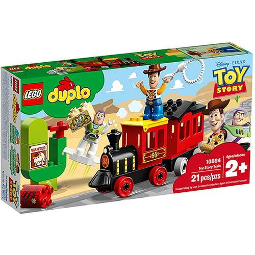 樂高LEGO 10894 Duplo 得寶系列 - Toy Story Train - 限時優惠好康折扣