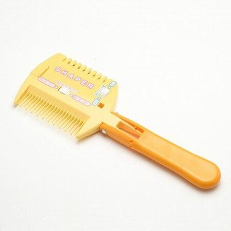 寶貝屋 - 貝印 - 兒童頭髮打薄髮梳 0