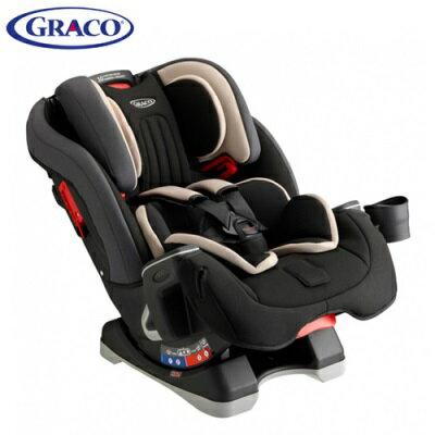 Graco 0-12歲汽車安全座椅 MILESTONE 灰熊