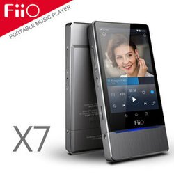 FiiO X7 Android 母帶級無損音樂播放器 雙系統隨身無損訊源/音響DAC小前級/可更換式耳擴模組 【風雅小舖】