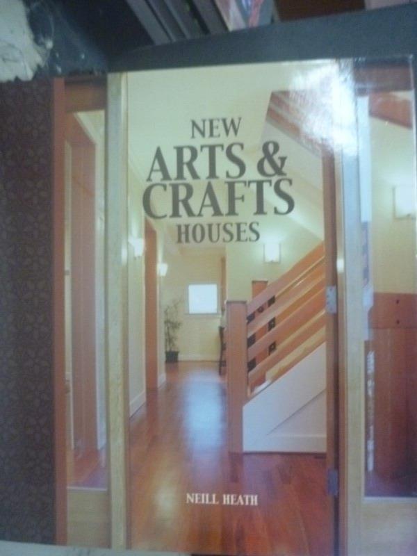 ~書寶 書T3/建築_ZDC~New Arts    Crafts Houses_Neil
